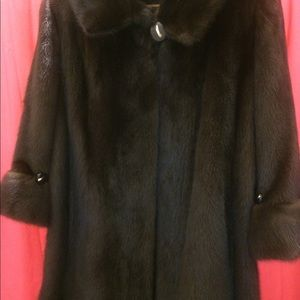 MINK Fur coat!